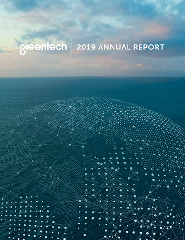 Greentech Capital Advisors Annual Report 2019