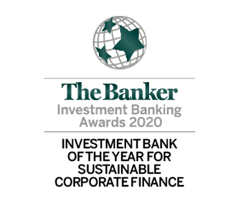Nomura named Investment Bank of the Year for Sustainable Corporate Finance